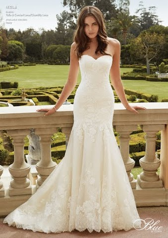 Blue by Enzoani esküvői ruha - Ikaela menyasszonyi ruha