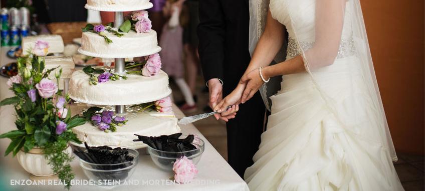 menyasszonyi ruha, esküvői torta