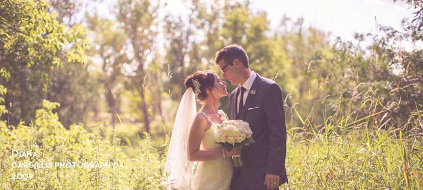 menyasszony és vőlegény csók