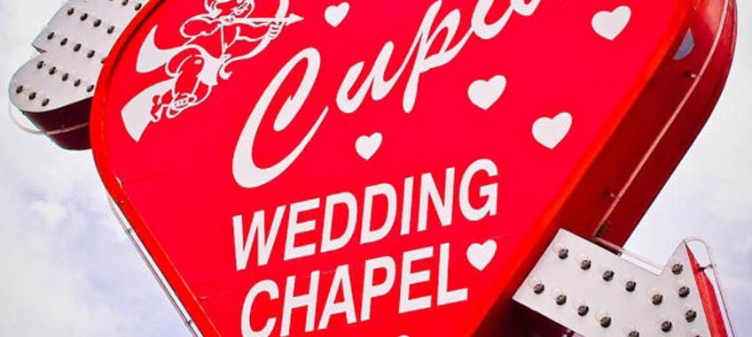 Las Vegasi esküvő