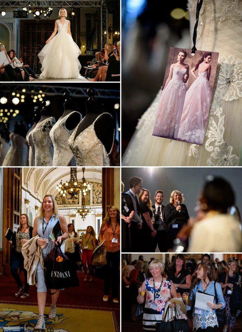 Enzoani menyasszonyi ruha bemutató