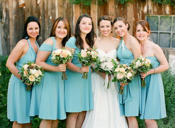 Acquamarine 2015 trendi szín az esküvőn