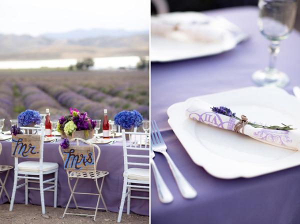 Lavander Hub - 2015 trendszín az esküvőn