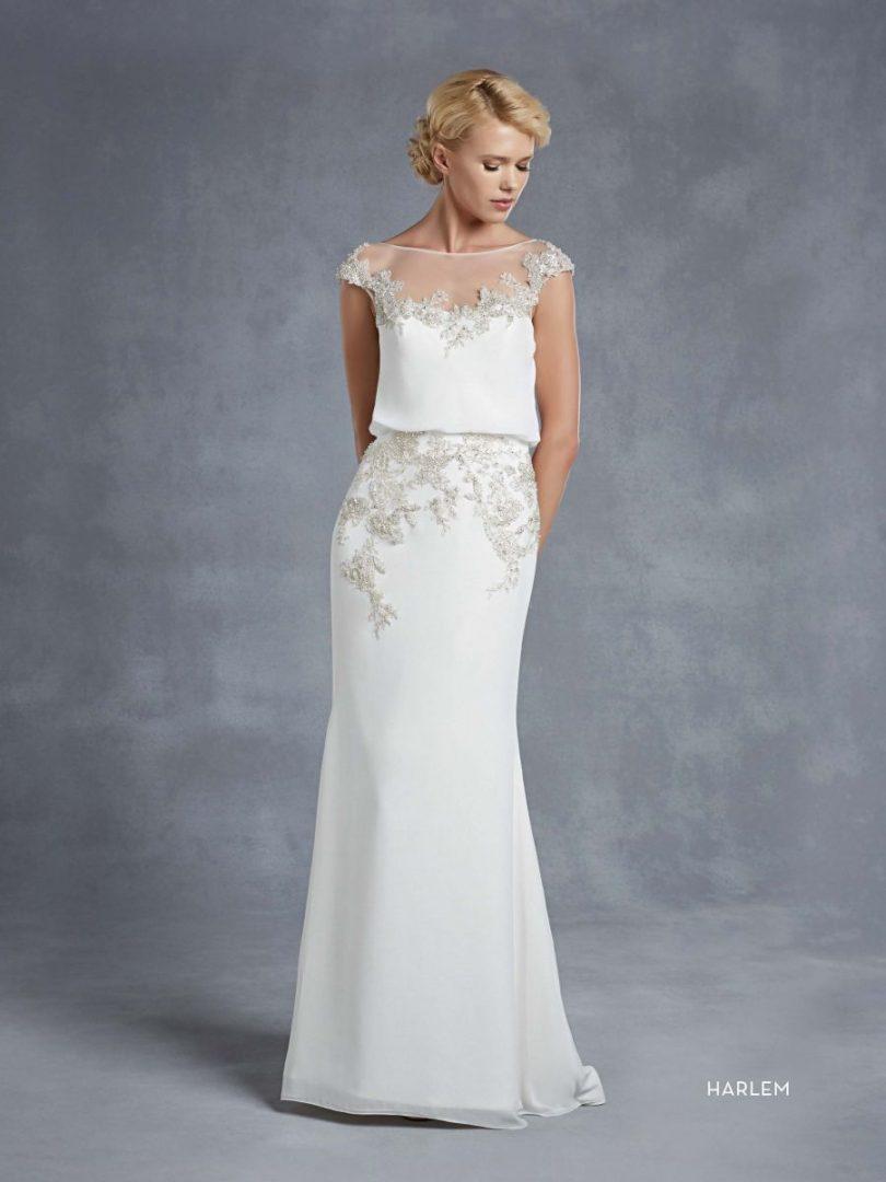 Blue by Enzoani esküvői ruha | Harlem menyasszonyi ruha