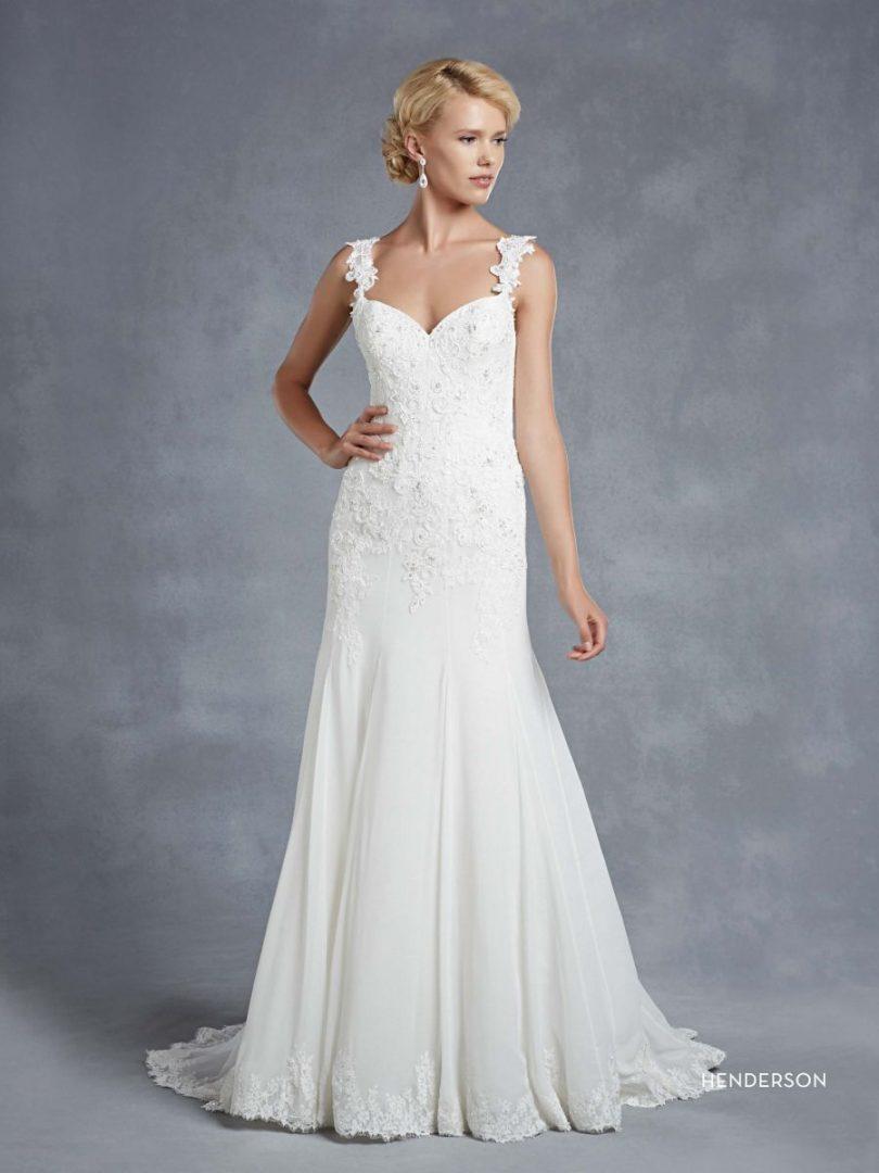 Blue by Enzoani Henderson esküvői ruha, menyasszonyi ruha