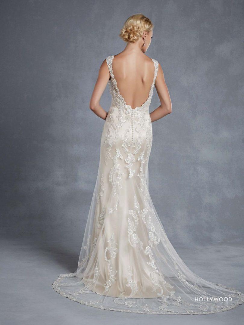 Blue by Enzoani esküvői ruha | Hollywood menyasszonyi ruha