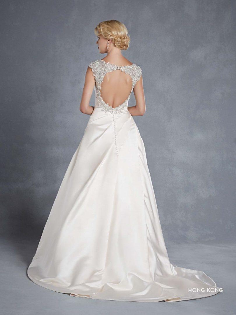 Blue by Enzoani esküvői ruha | Hong Kong menyasszonyi ruha