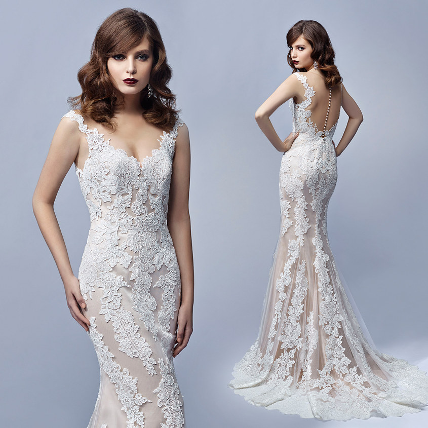 Enzoani BT17-1 menyasszonyi ruha