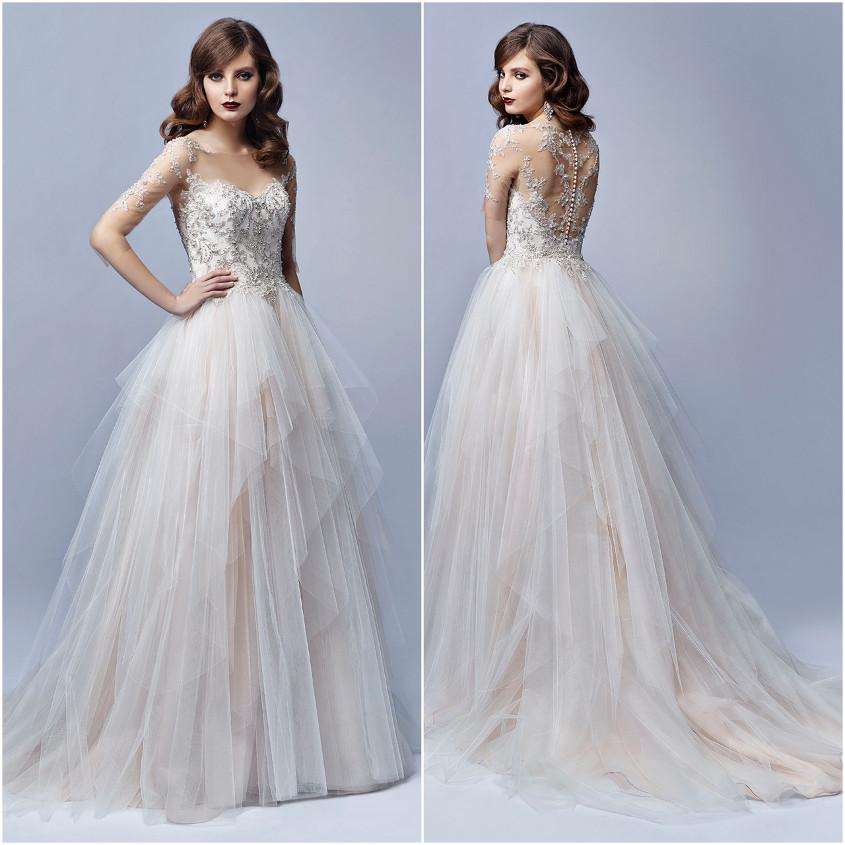 Enzoani BT17-6 menyasszonyi ruha