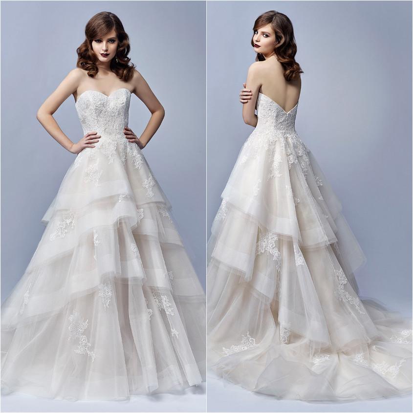 Enzoani Blue - Jessie menyasszonyi ruha