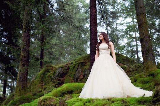 menyasszonyi ruha, esküvői ruha, őszi esküvői fotózás