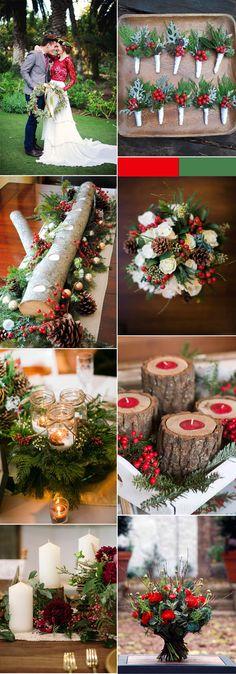 karácsonyi esküvői