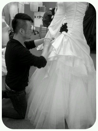 esküvői ruha kreációk