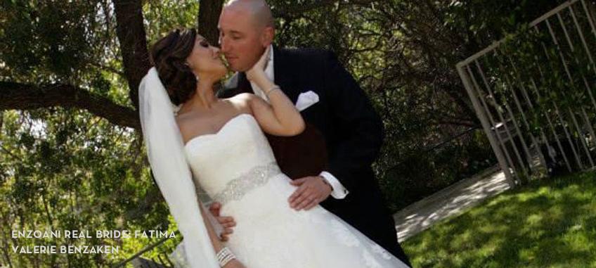 az esküvői ruha és a fátyol