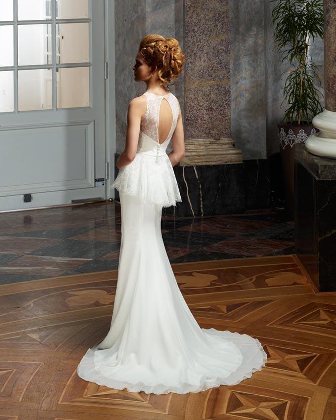 szép menyasszonyi ruha