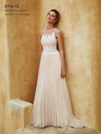 Beautiful by Enzoani BT16-12 menyasszonyi ruha