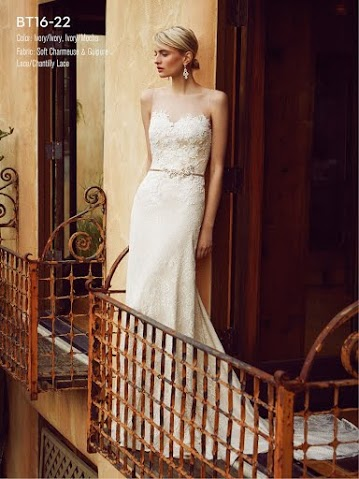 Beautiful by Enzoani BT16-22 eskuvoi ruha