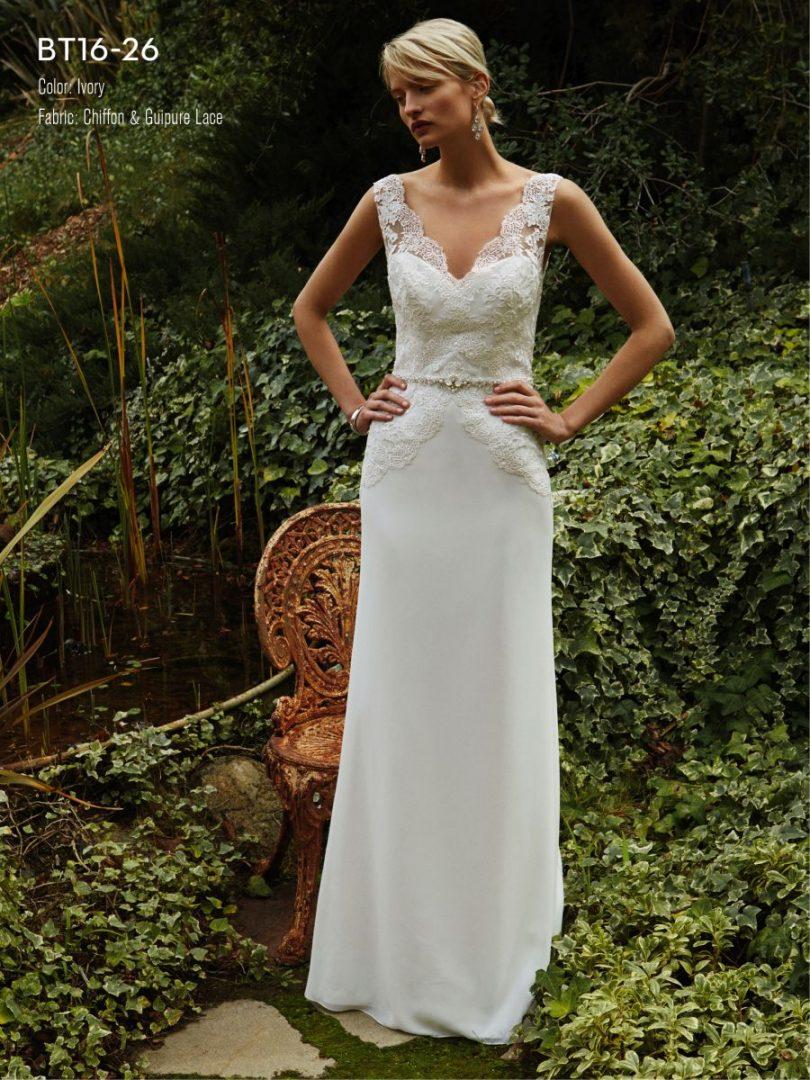 Beautiful by Enzoani BT16-26 menyasszonyi ruha