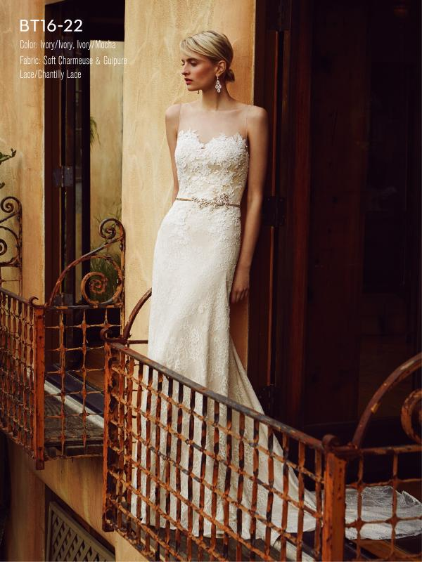 Beautiful by Enzoani 1622 eskuvoi ruha