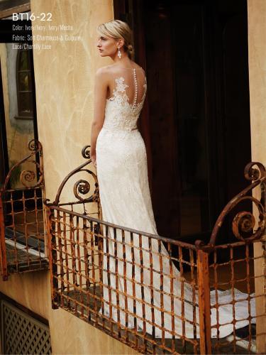 Beautiful by Enzoani1622 eskuvoi ruha