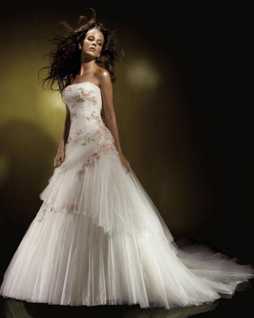 Benjamin Roberts 911 menyasszonyi ruha