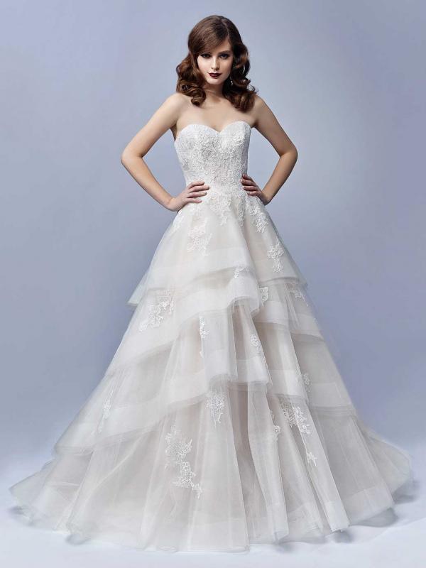 Blue by Enzoani menyasszonyi ruha
