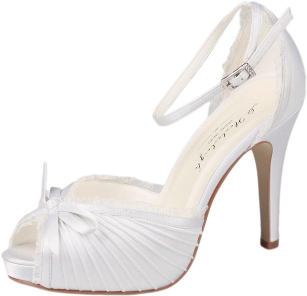esküvői cipő, esküvői szandál