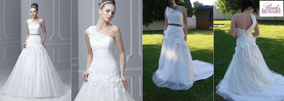 márkás menyasszonyi ruha
