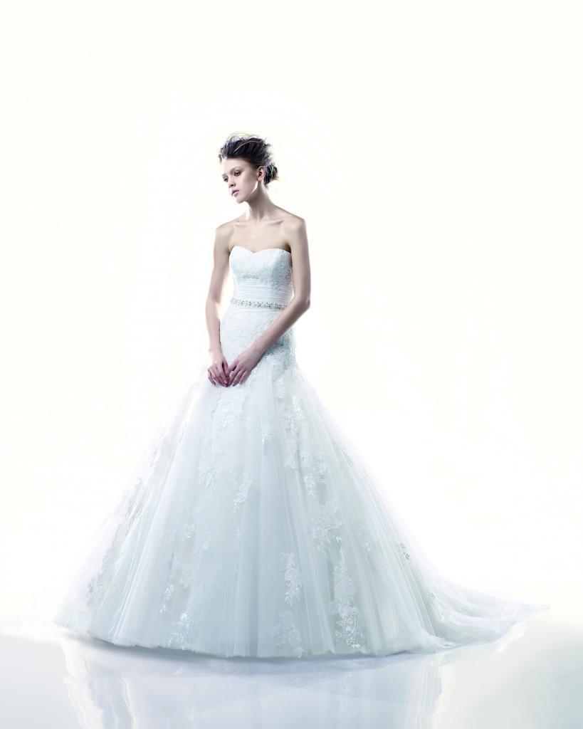 Dabra menyasszonyi ruha
