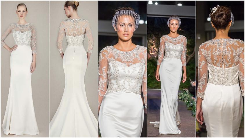 Enzoani Kacey menyasszonyi ruha 2016