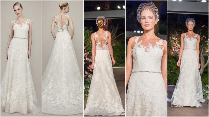 Enzoani Karina menyasszonyi ruha 2016