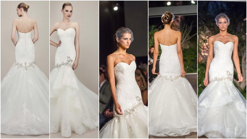 Enzoani Kennedy menyasszonyi ruha