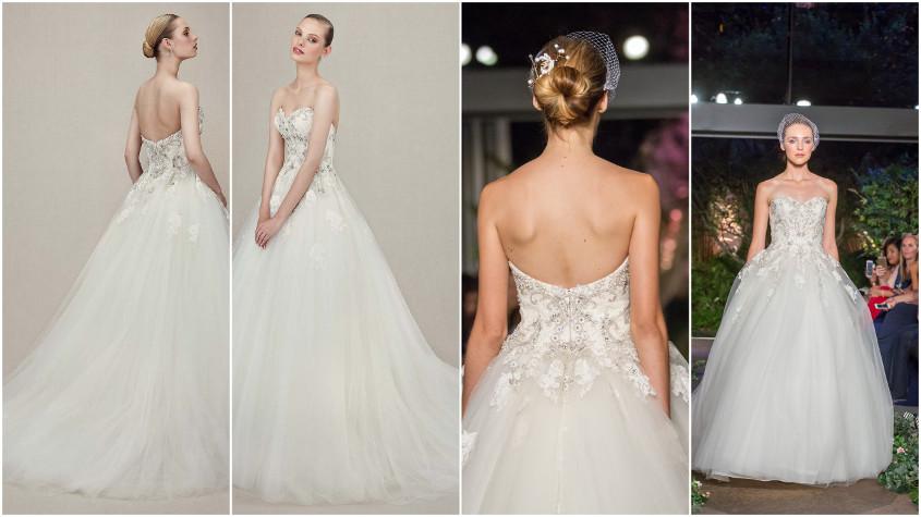 Enzoani Kristina menyasszonyi ruha