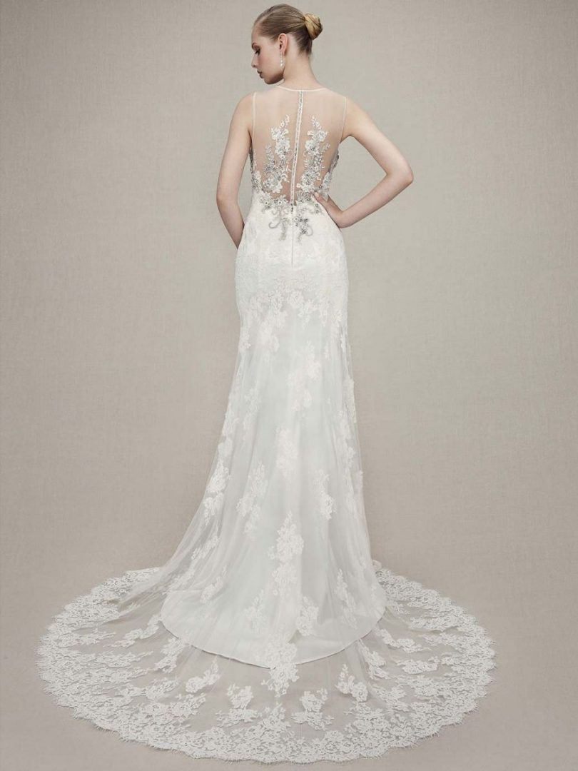 Kaitlyn menyasszonyi ruha az Enzoanitól