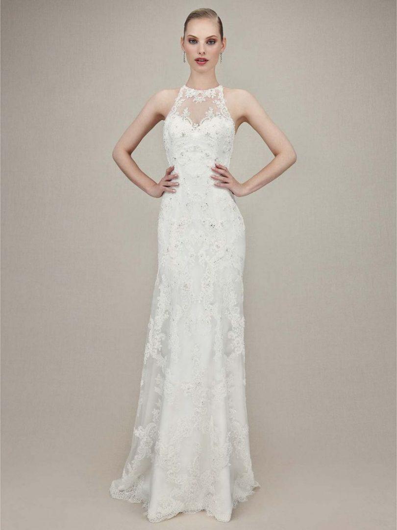 menyasszonyi ruha, Enzoani, Kamila, esküvői ruha