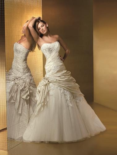 menyasszonyi ruha, esküvői ruha, Benjamin Roberts