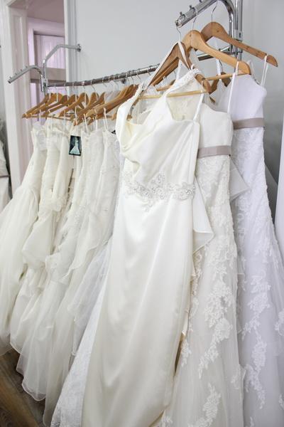 Esküvői ruha kínálat az Igen Szalonban