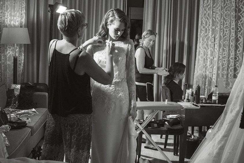 Enzoani - Jordan menyasszonyi ruha - fotózás kulisszatitkai