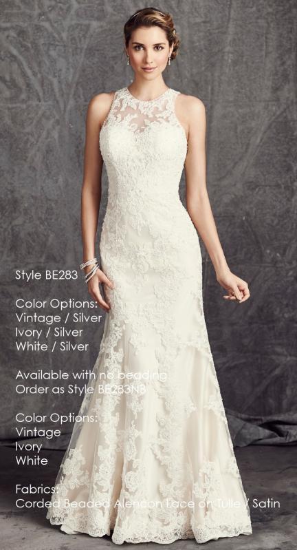 Kenneth Winston BE283 menyasszonyi ruha