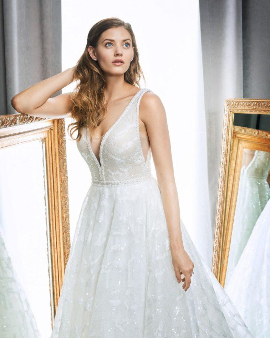 Kenneth Winston esküvői ruha