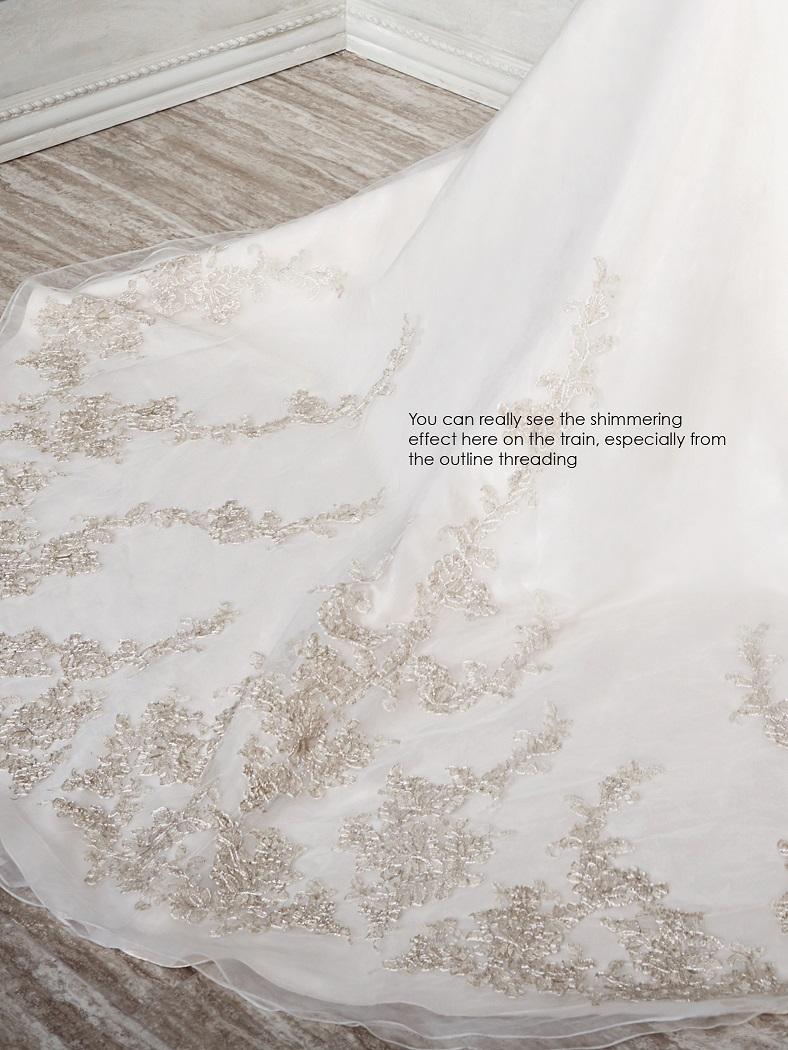 Menyasszonyi Ruha | Esküvői Ruha | Kenneth Winston 1669