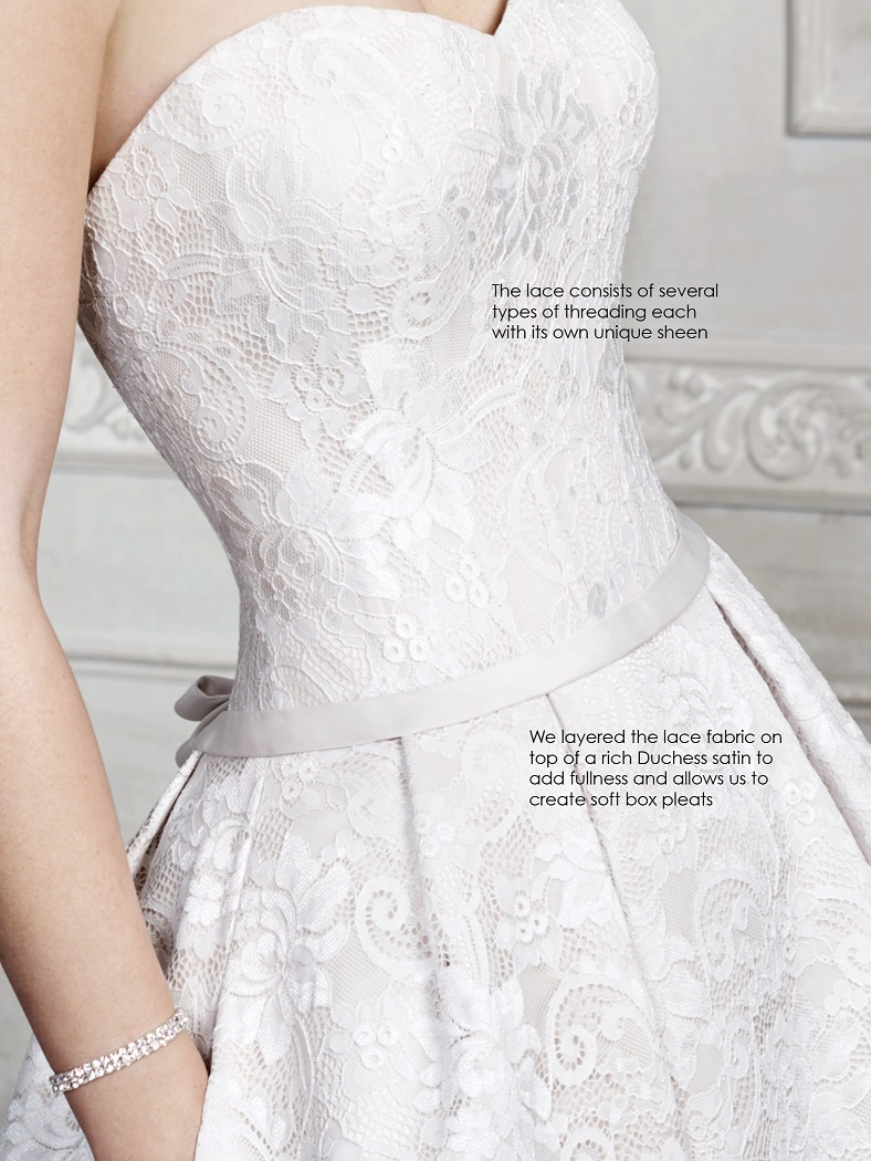 Menyasszonyi Ruha | Esküvői Ruha | Kenneth Winston 1685
