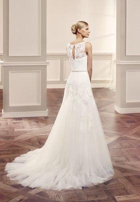 Modeca Ola menyasszonyi ruha hatulrol