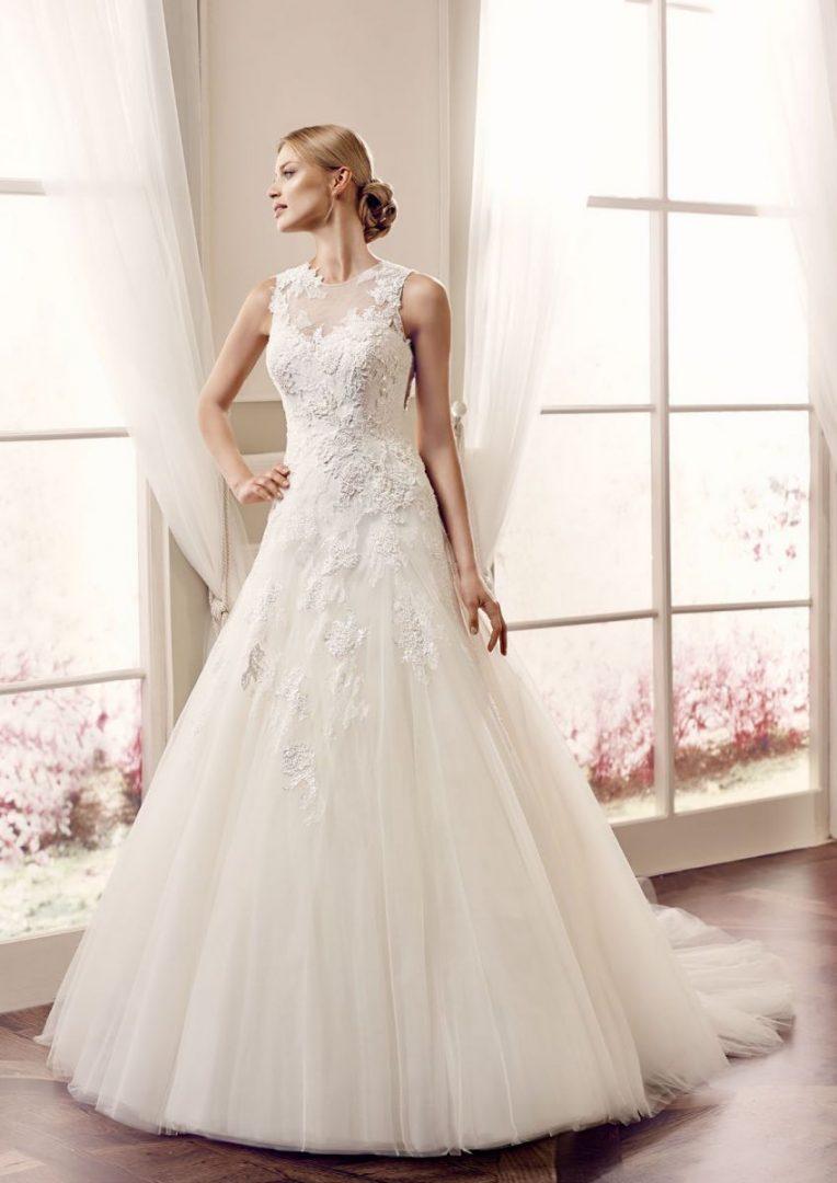 2abc87f563 Designer esküvői ruha