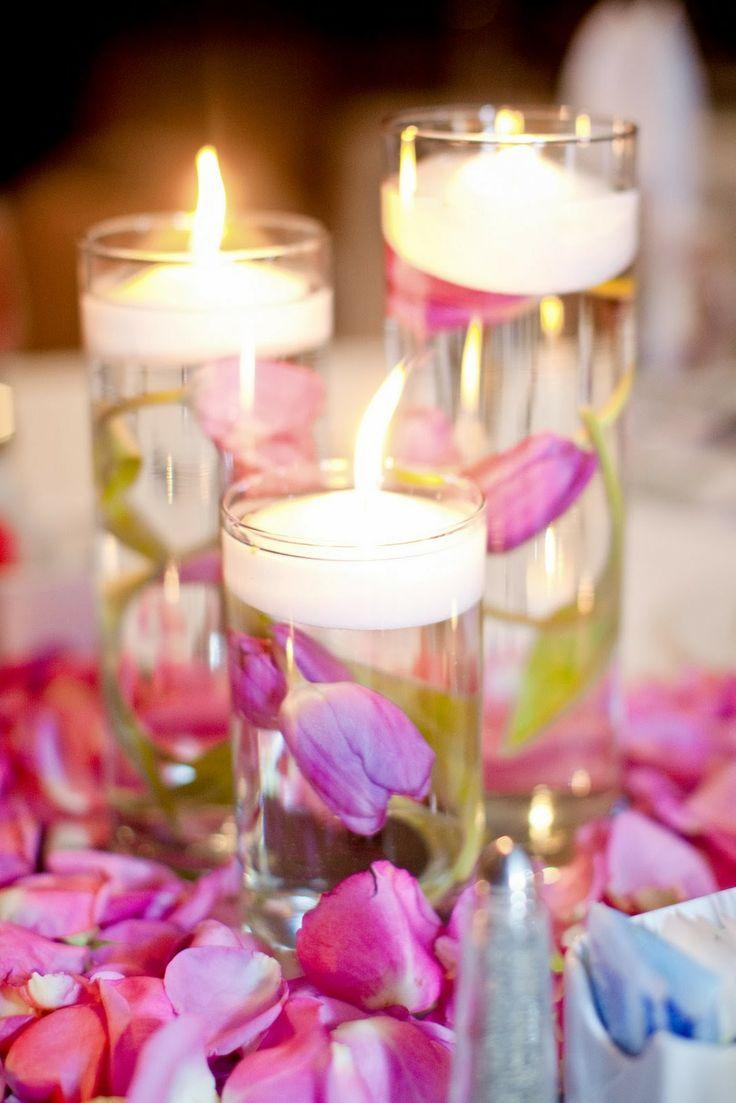 esküvői virág dekoráció | tavaszi esküvő