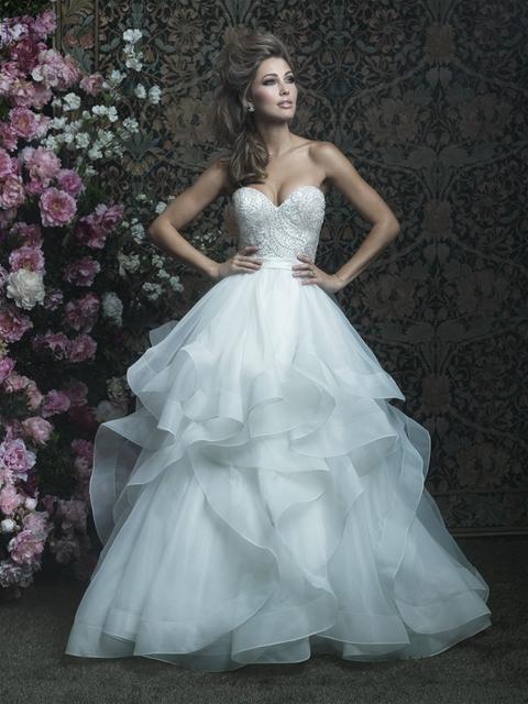 Allure Bridals menyasszonyi ruha