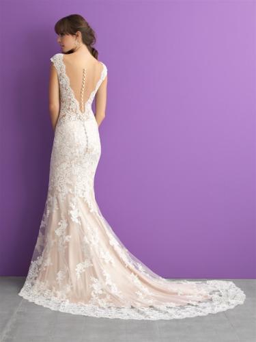 Allure Bridals esküvői ruha