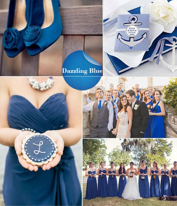 tavaszi trend színek, esküvői trend, színes esküvő