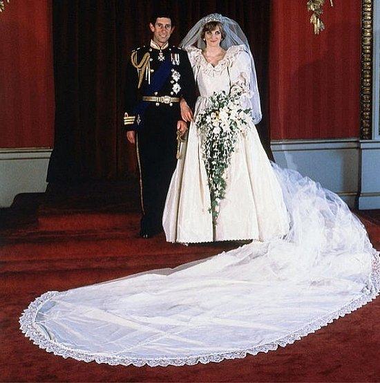 Diana hercegno es Karoly herceg eskuvoje