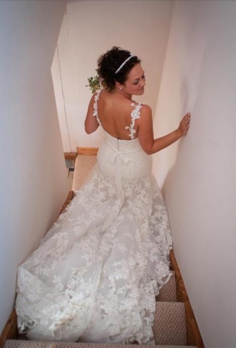 esküvői ruha - menyasszonyi ruha